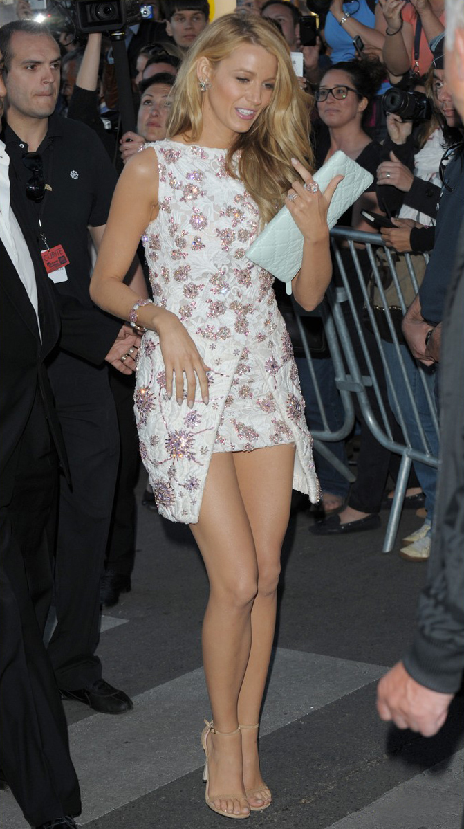 05 - Blake Lively looks cannes