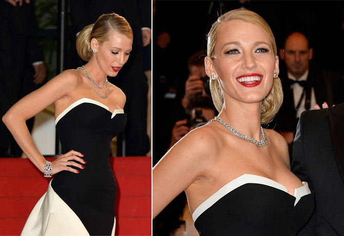 10 - Blake Lively looks cannes