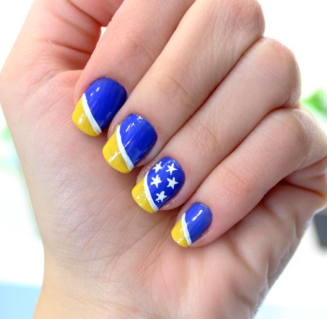2 - unhas brasil copa do mundo 2014 blog sempre glamour