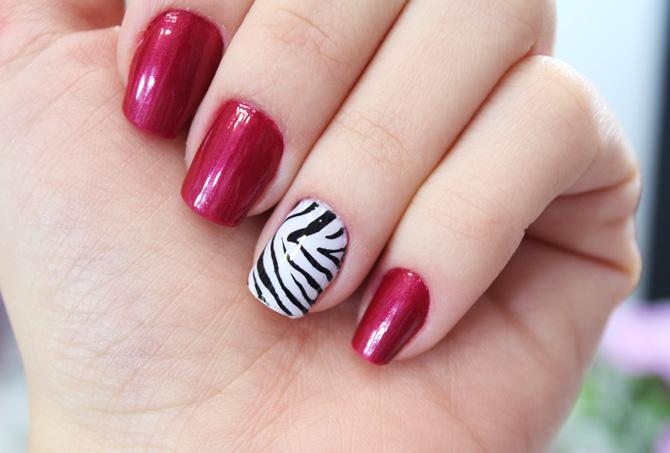 02 - carimbos zebrinha para unhas
