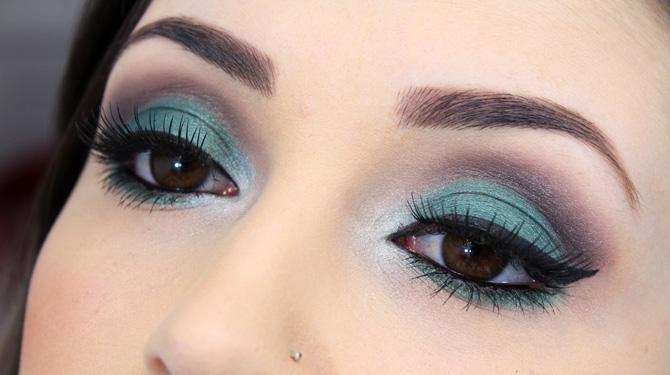 04 maquiagem com sombra verde