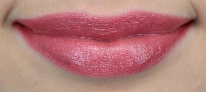 10 - Resenha batons color precise avon cor rosa absoluto