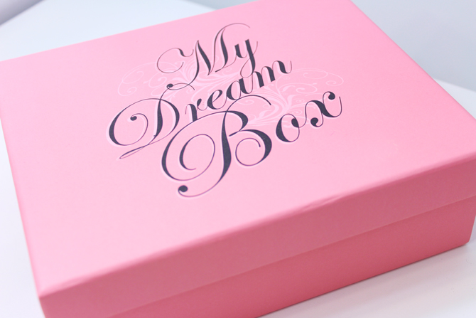 01 - my dream box agosto