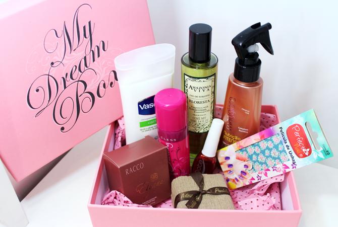 02 - my dream box agosto