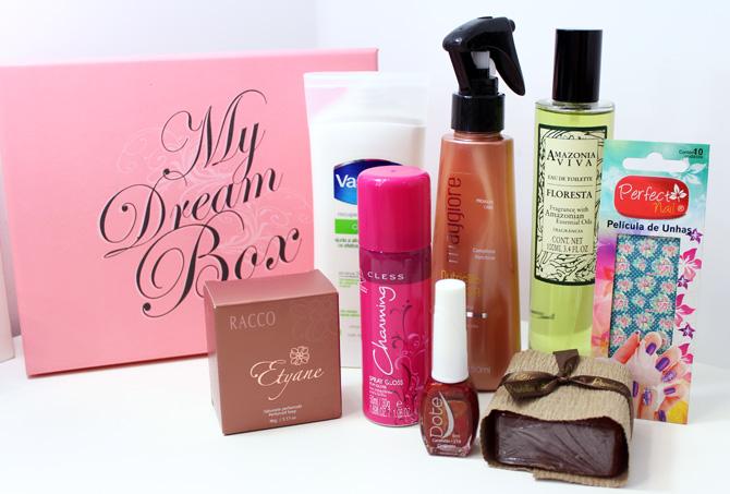 03 - my dream box agosto