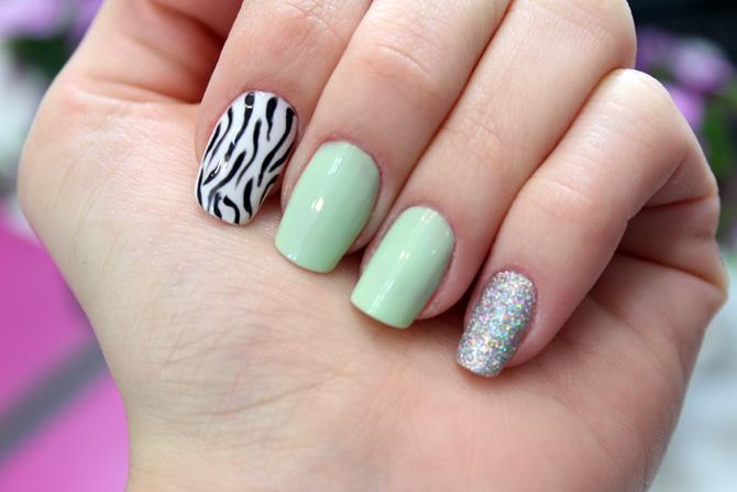 2- unhas de zebra sempre glamour