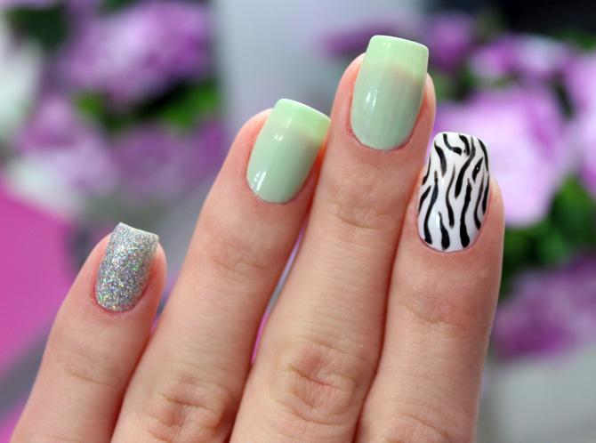 3 - unhas de zebra sempre glamour
