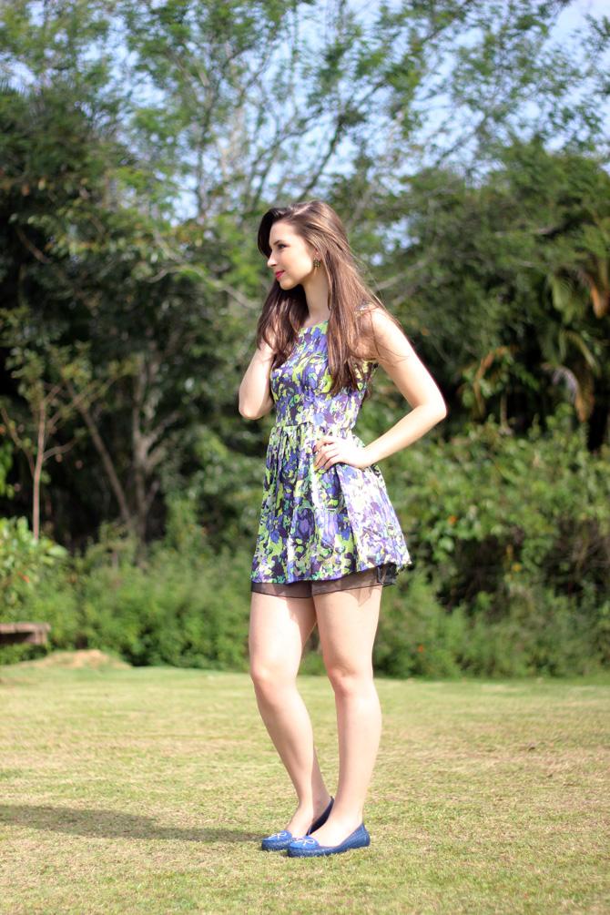 03 - vestido colorido azul e verde sempre glamour