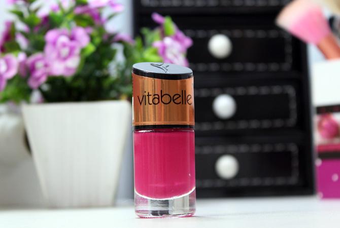 4 - esmalte flor de lis vitabelle