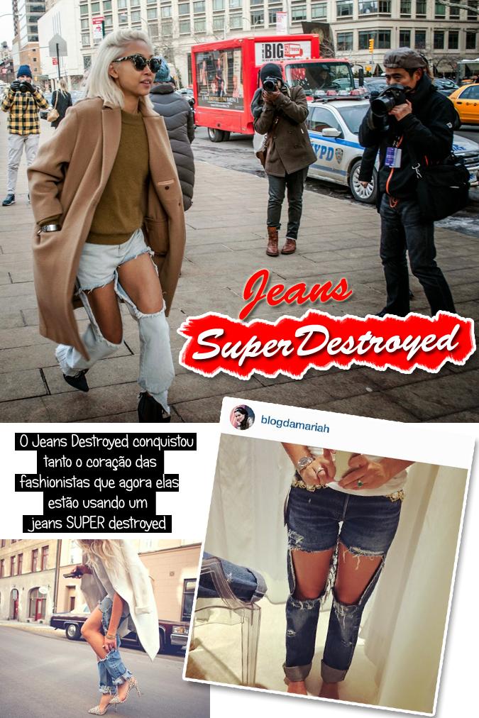 jeans super destroyed copy