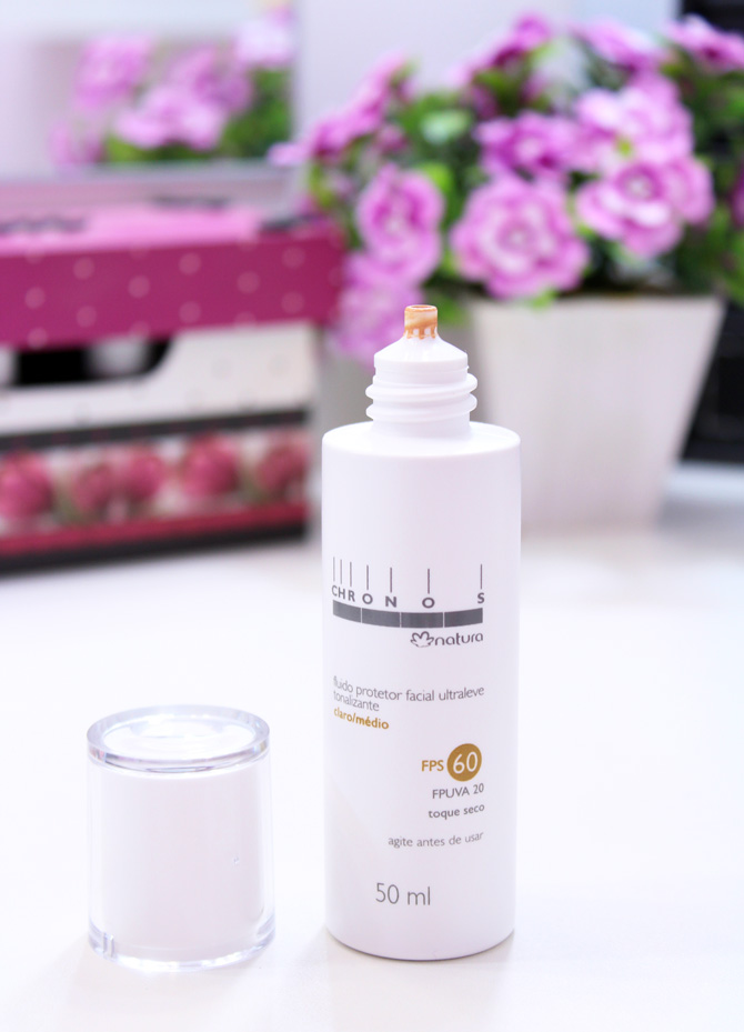 03 - resenha fluido protetor facial ultraleve tonalizante FPS60