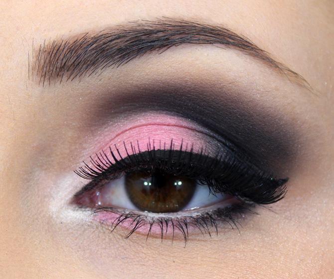 05 - maquiagem especial outubro rosa para noite