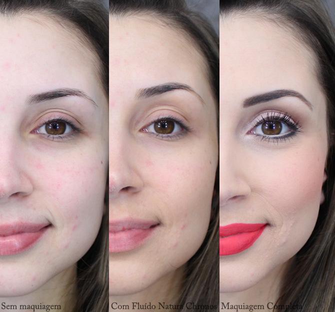 05 - resenha fluido protetor facial ultraleve tonalizante FPS60