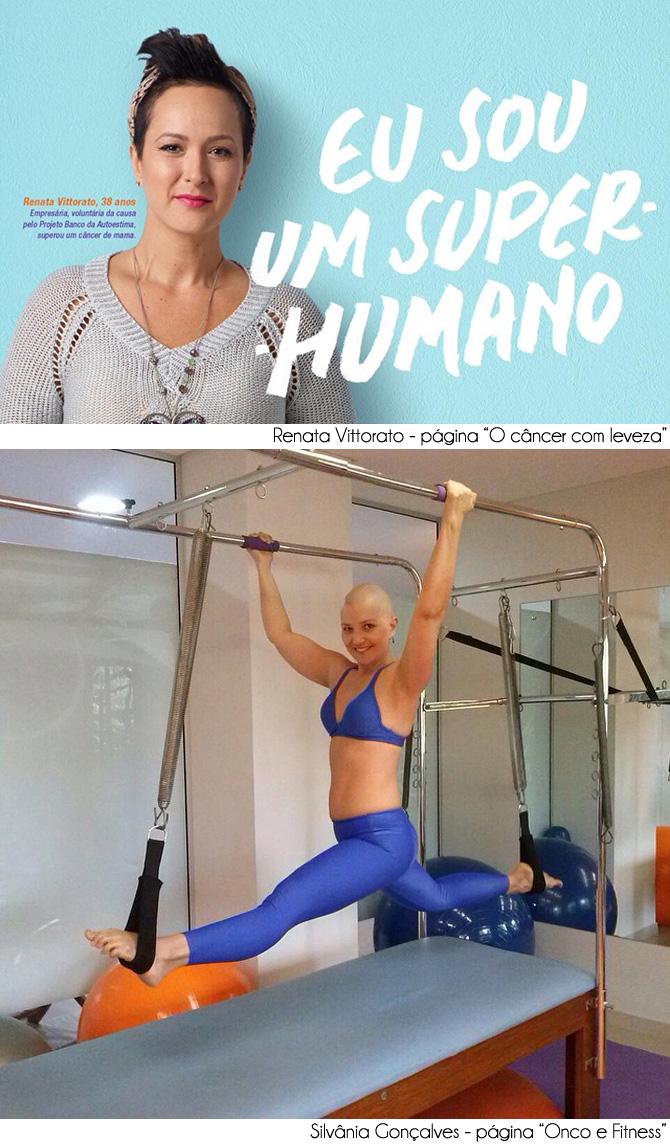 o cancer com leveza e onco e fitness