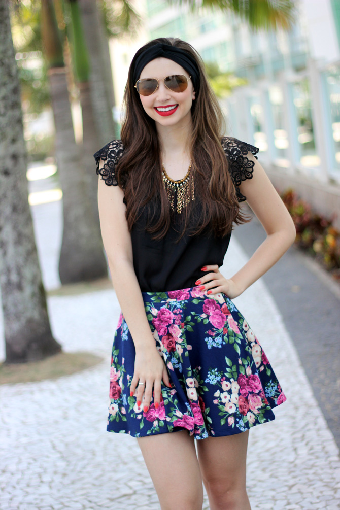 04 - look do dia saia florida sempre glamour jana taffarel