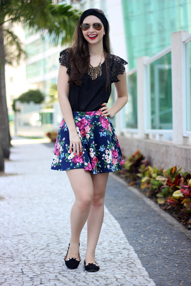 05 - look do dia saia florida sempre glamour jana taffarel