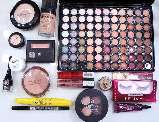 08-maquiagem-para-formatura-com-duas-opcoes-de-batom-produtos-usados