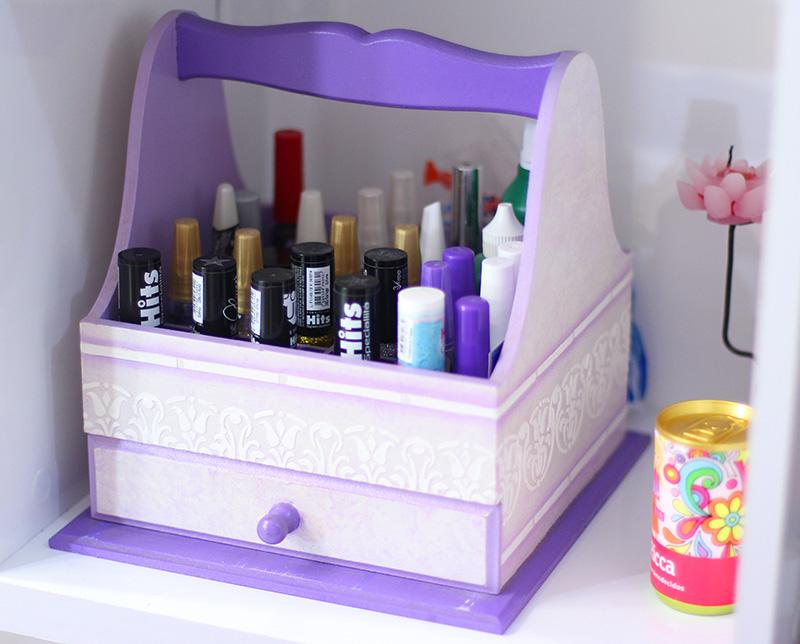 1-meus esmaltes e pinceis de unhas decoradas
