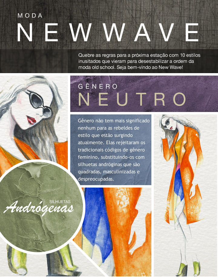1-new wave top 10 tendência das próximas estações