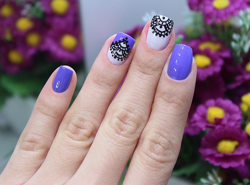 2-unhas decoradas com traços livres dicas jana taffarel blog sempre glamour