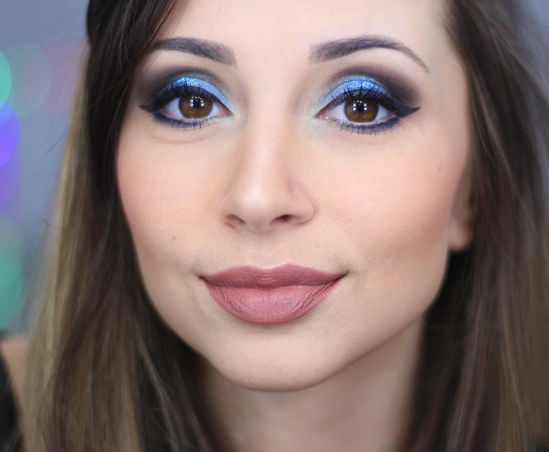 3-maquiagem em tons azul com glitter jana taffarel blog sempre glamour