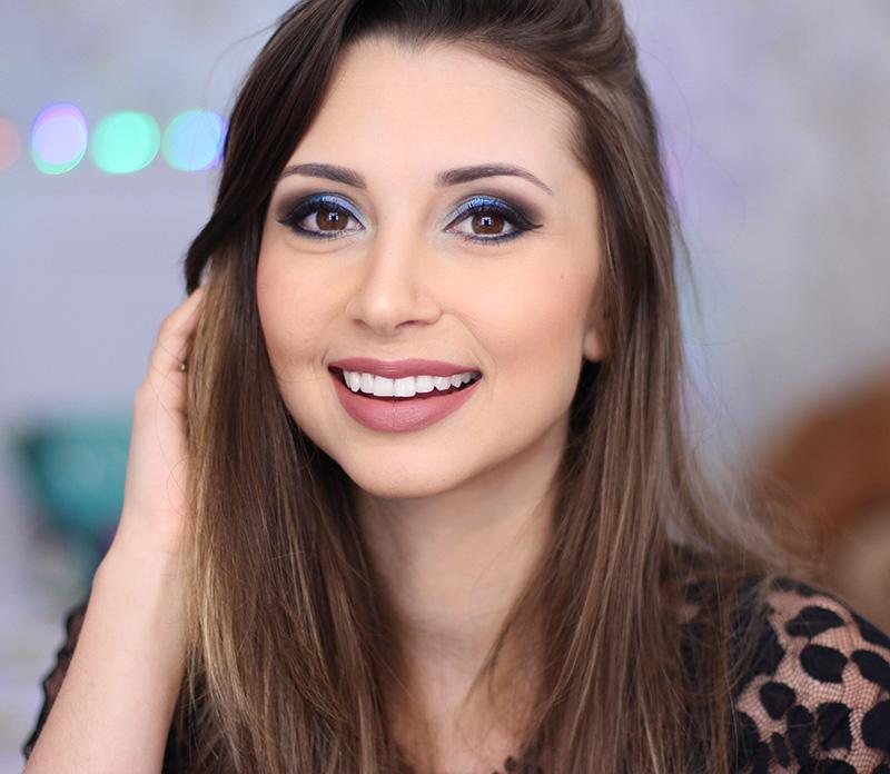 4-maquiagem em tons azul com glitter jana taffarel blog sempre glamour