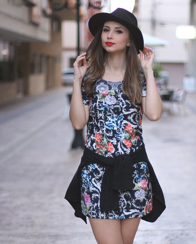 7-look do dia vestido bota e chapeu jana taffarel blog sempre glamour