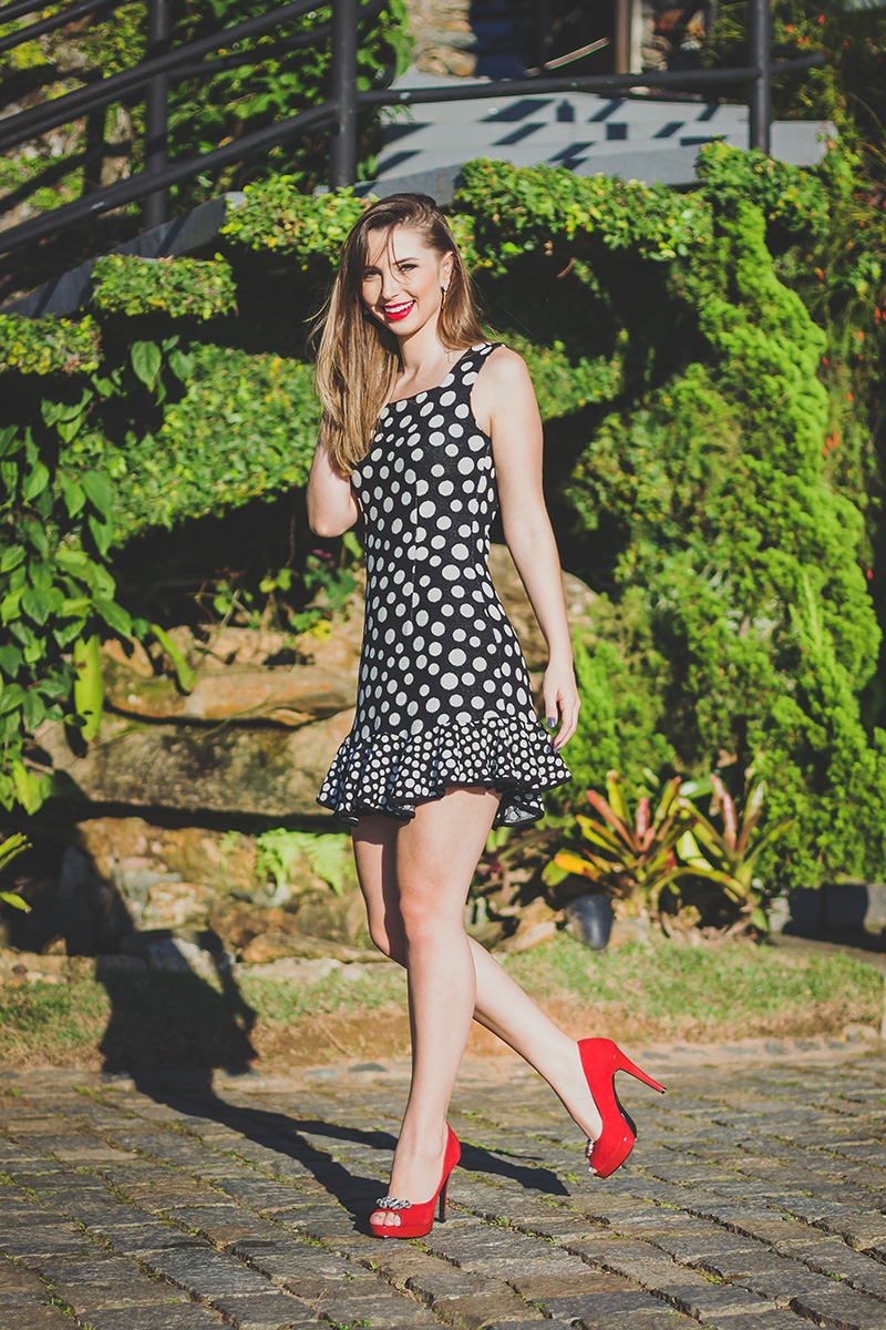 7-look vestido de bolinha preto e branco jana taffarel blog sempre glamour