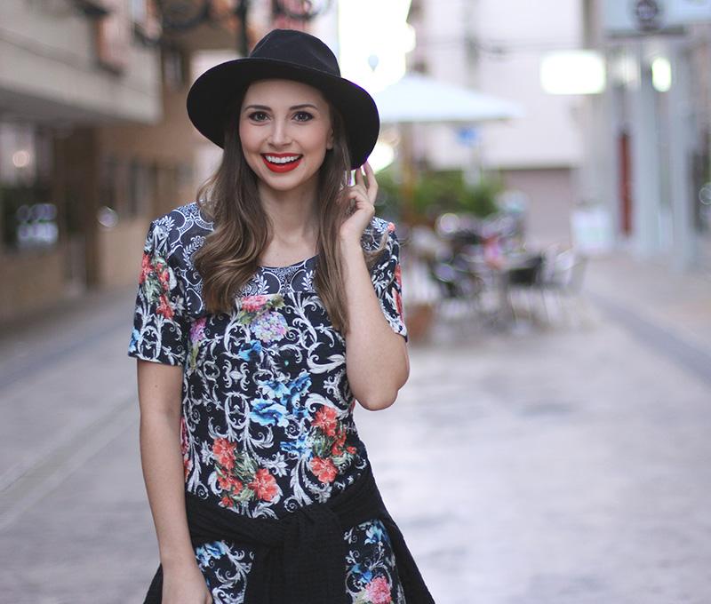 ... 8-look do dia vestido bota e chapeu jana taffarel blog sempre glamour  ... 1d4aea86789