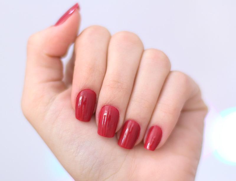 02-esmalte da semana vermelho di cristalli