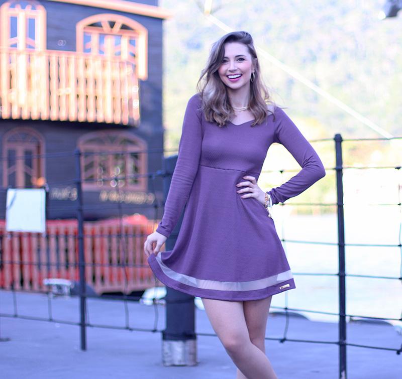 1-look vestido com coturno jana taffarel
