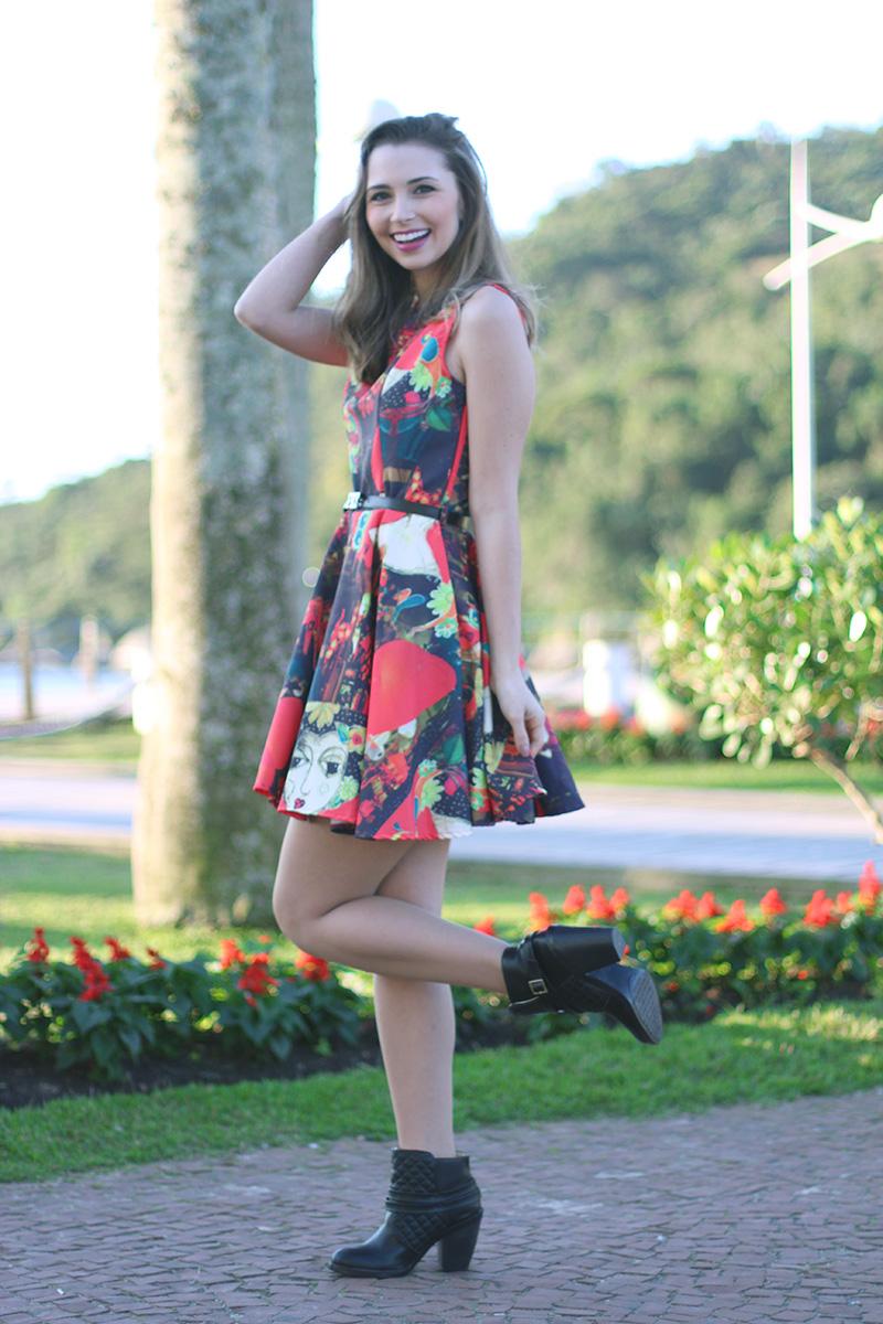 2-look do dia vestido fruto da imaginação