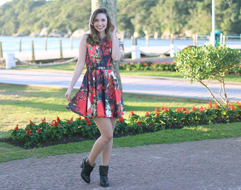 5-look do dia vestido fruto da imaginação