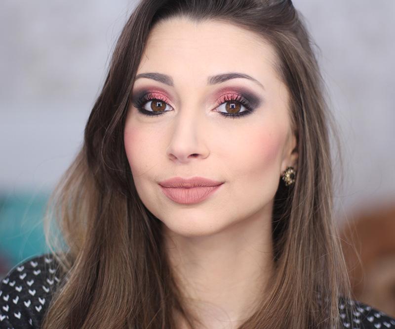 5-maquiagem sem delineador e sem cílios postíços