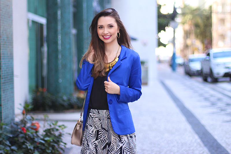 6-look do dia com blazer azul bic