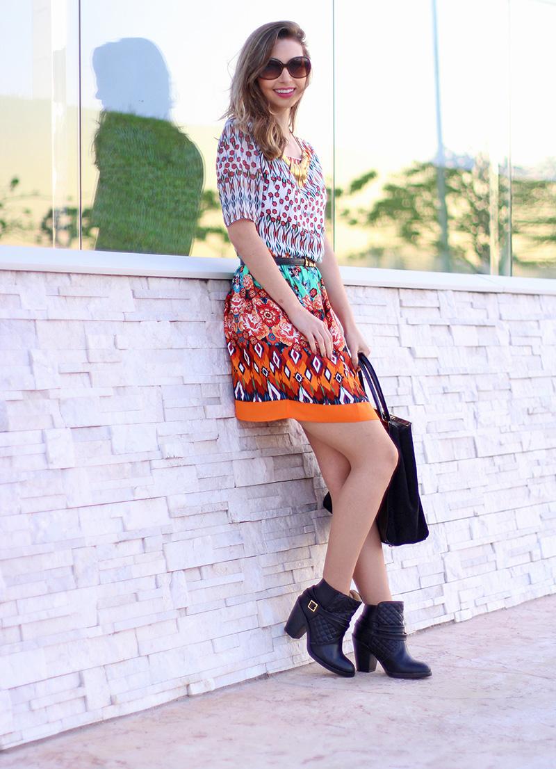 2-vestido estampado sly wear