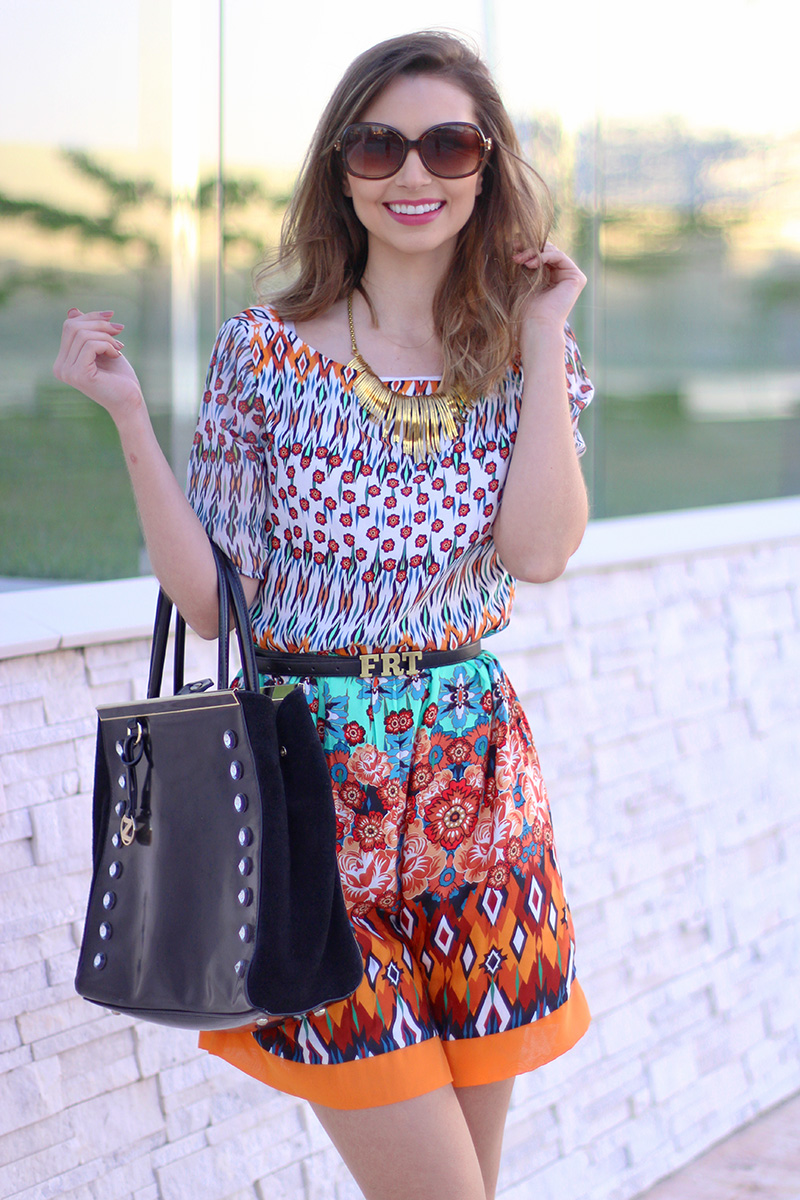 4-vestido estampado sly wear