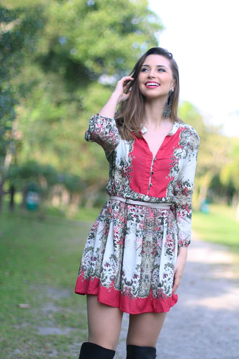 5-vestido estampado com rosa sly look jana taffarel