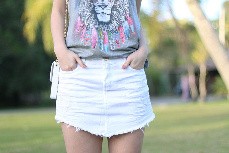 8-look do dia verão 2016 saia jeans branca lunender