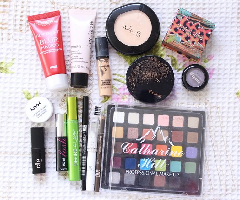 4-maquiagem para adolescente festa noite