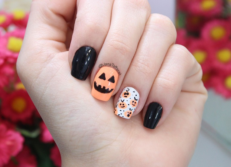 1-unhas decoradas para halloween