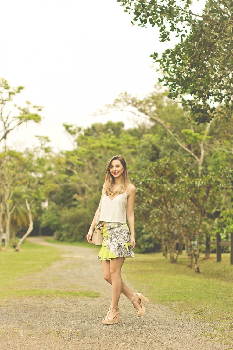 10-look do dia saia estampada colcci