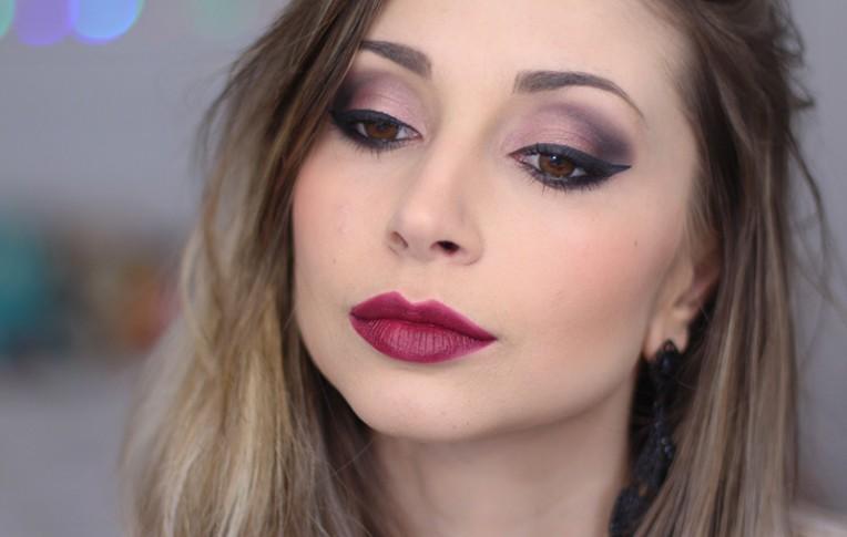 2-maquiagem usando produtos da eudora jana taffarel