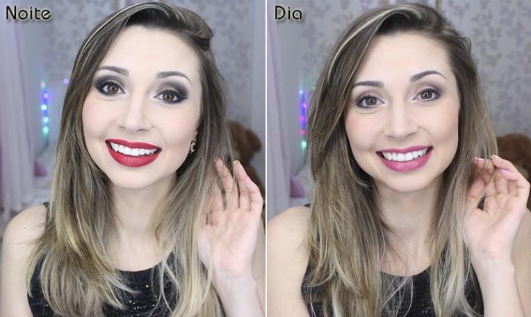 2-transformando maquiagem de dia para noite