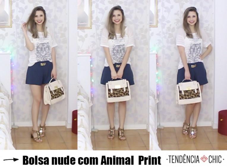 3-bolsa nude com animal print