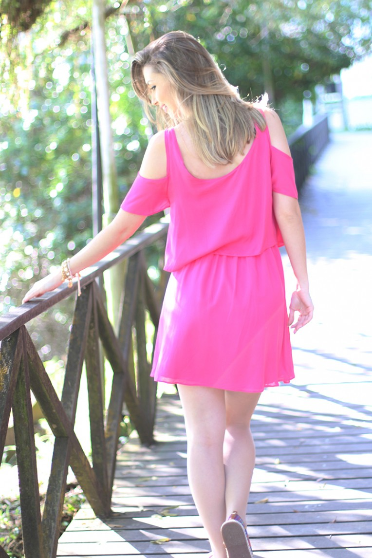 5-look do dia vestido rosa ciganinha pkd concept