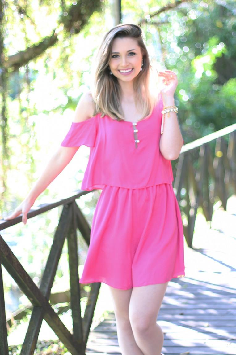 6-look do dia vestido rosa ciganinha pkd concept
