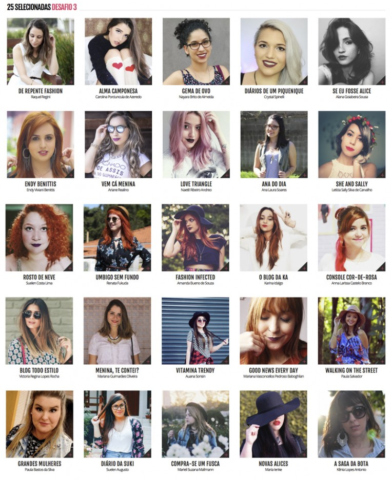 desafio 2 we love fashion blogs resultado