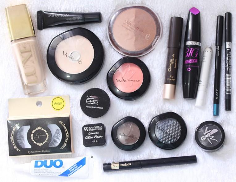 4-maquiagem para festa com produtos acessíveis
