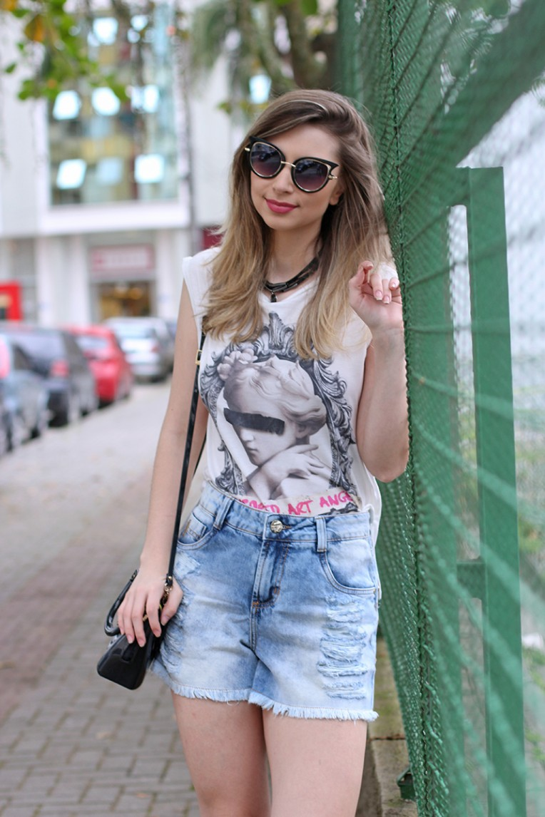 5-look do dia - shorts jeans